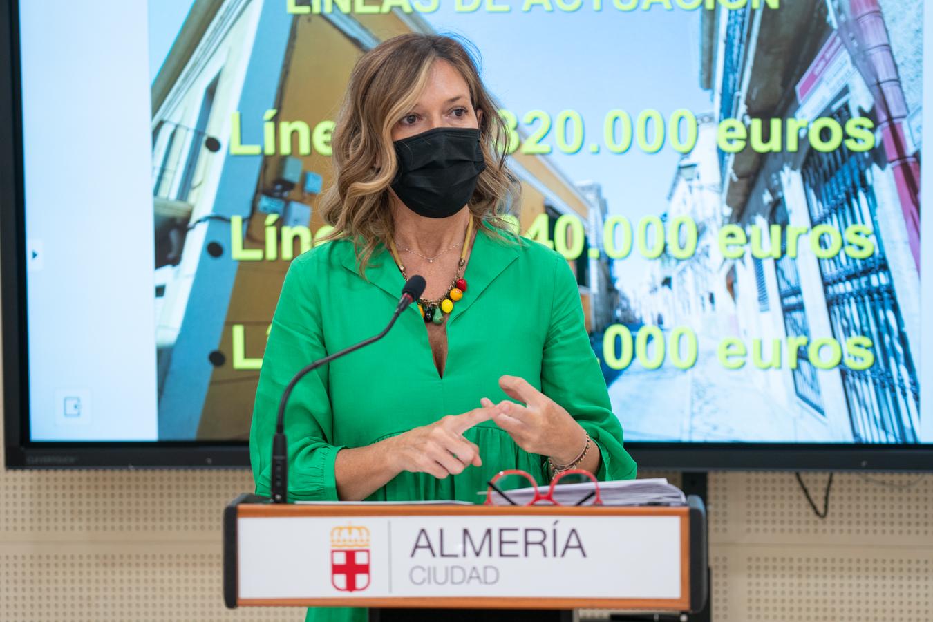 El Ayuntamiento eleva hasta los 800.000 euros las ayudas a la rehabilitación de edificios, un 60% más que en la última convocatoria