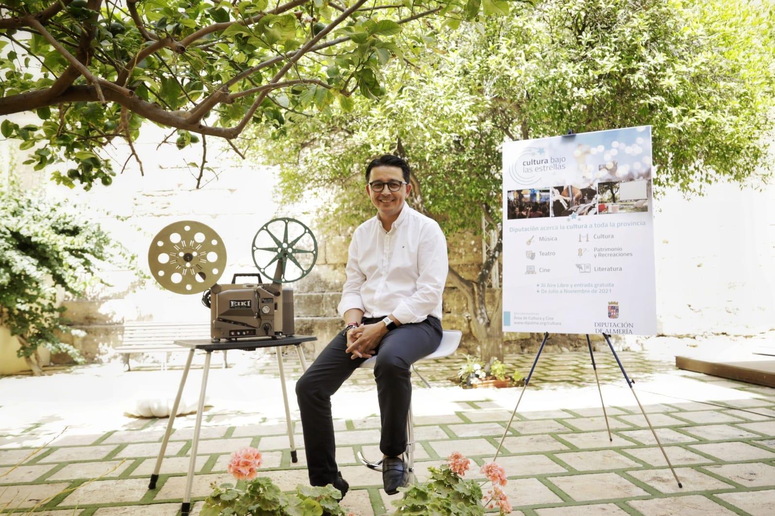 Diputación programa más de 521 actividades culturales este verano en los municipios más pequeños