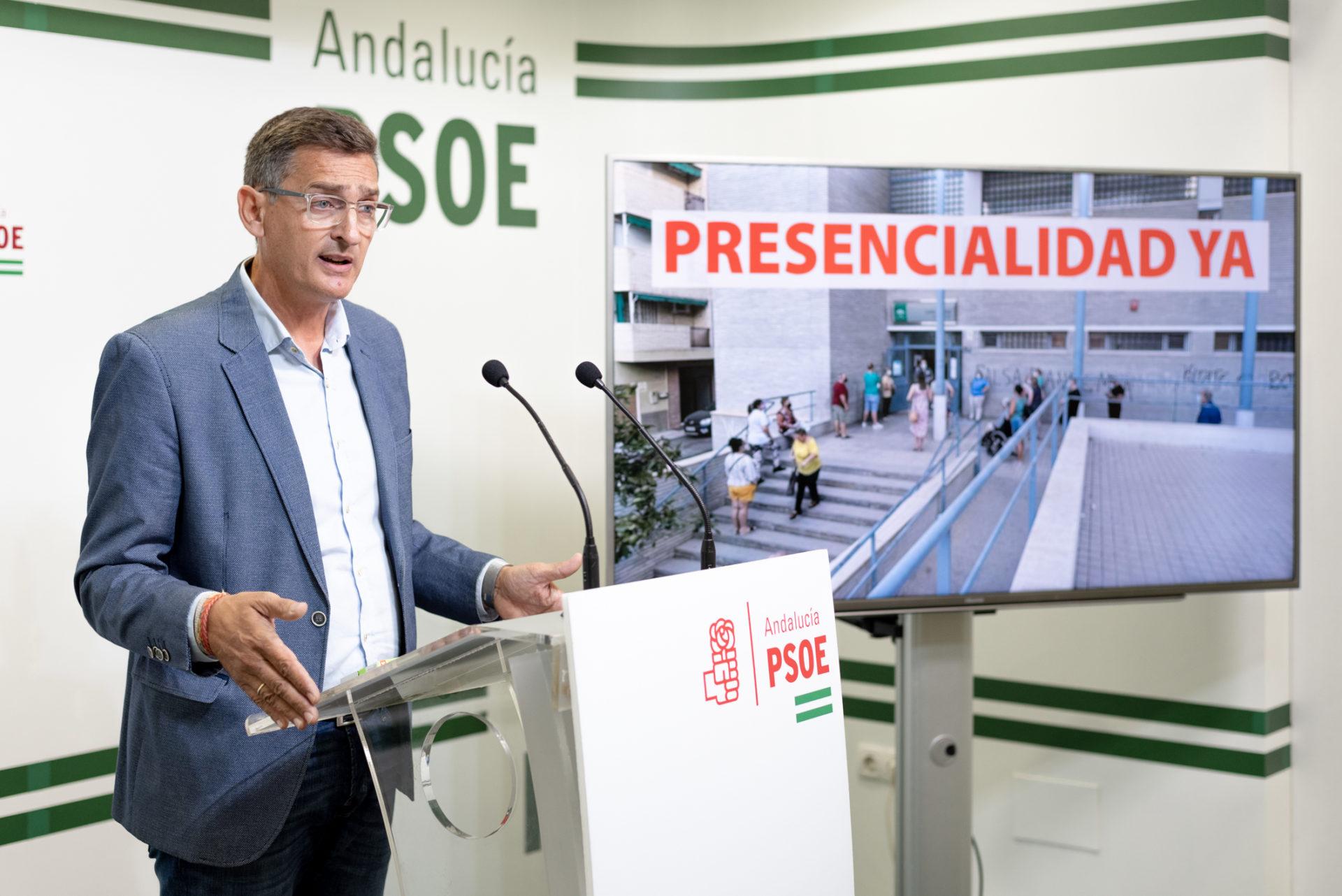 PSOE ATENCIÓN PRIMARIA