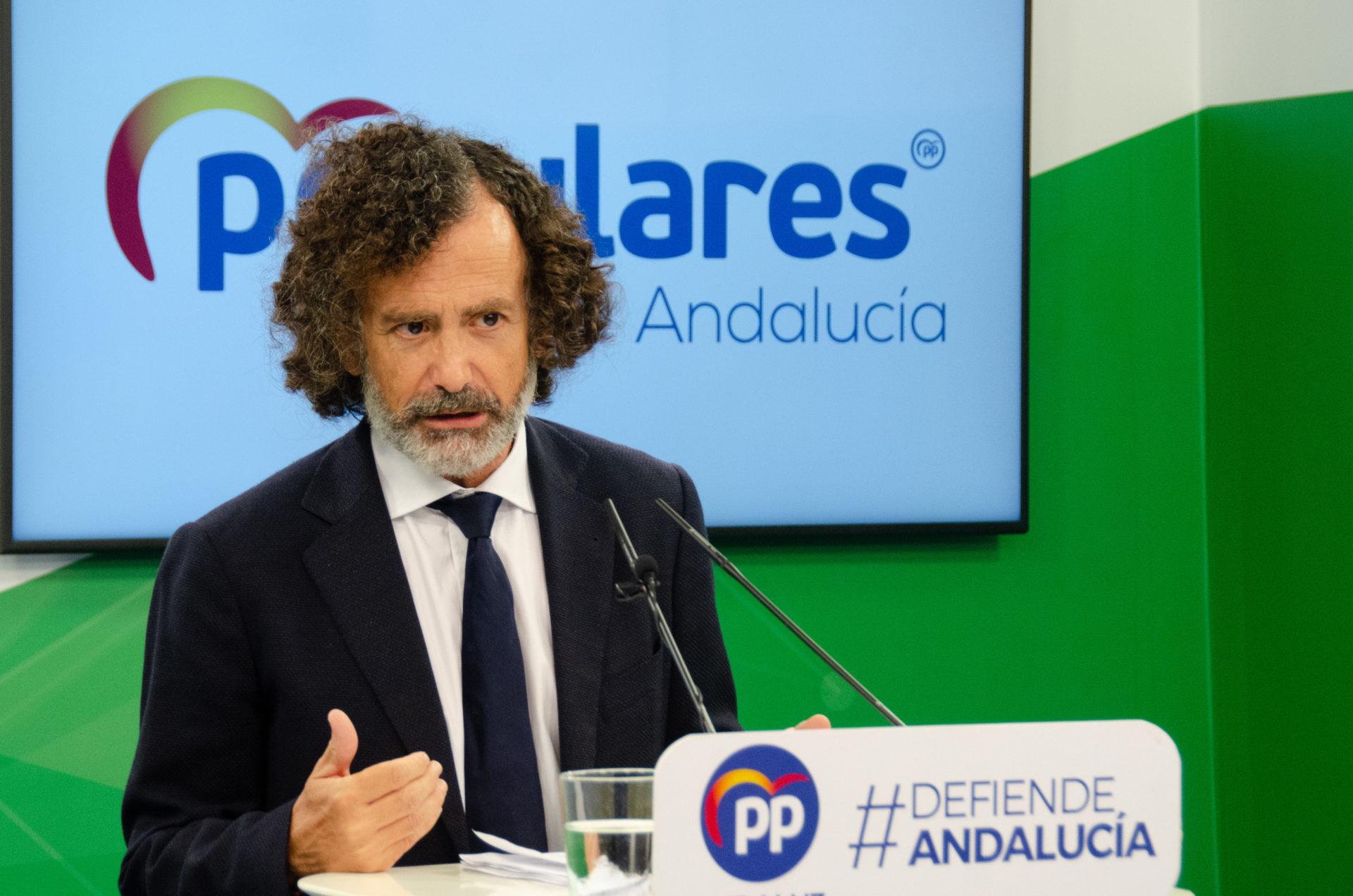 El PP andaluz reclama a Sánchez más financiación para la comunidad autónoma