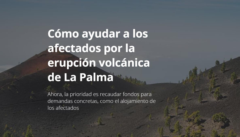Adra información y ayuda La Palma