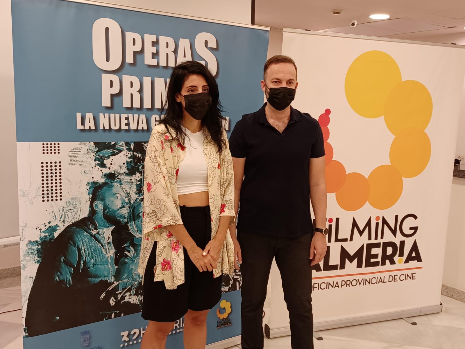 Ainhoa Rodríguez con Francisco Conde