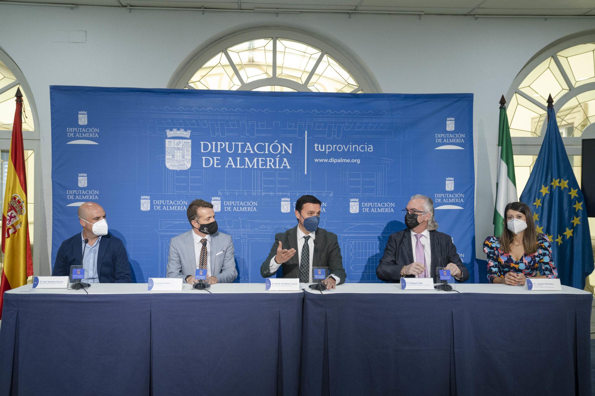 La VI Reunión 'Medicina y Deporte' regresa para consolidar Almería como capital española de la investigación científica