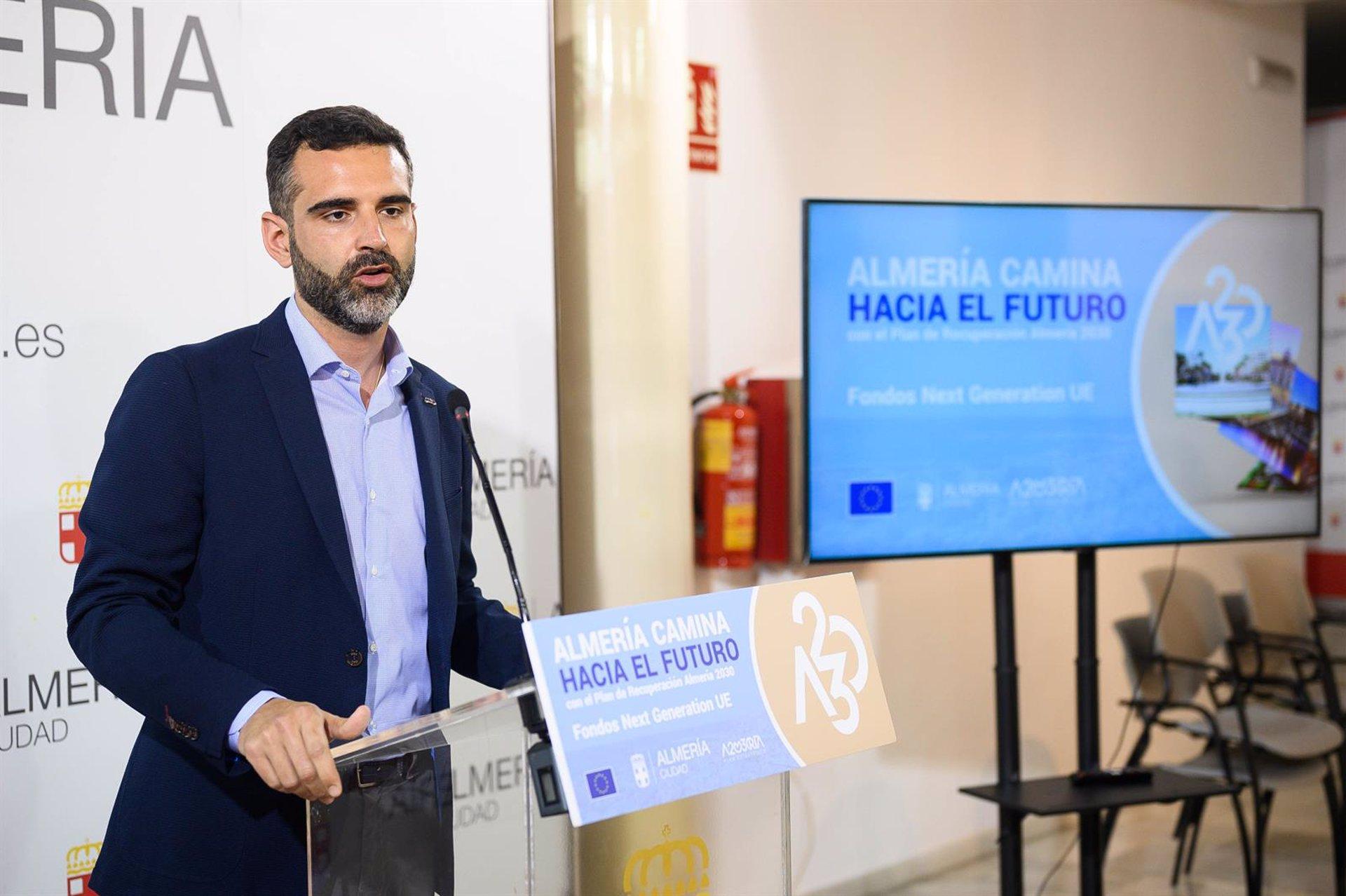 """El alcalde tilda la inversión de """"decepcionante"""" y critica que """"se hayan borrado"""" partidas """"fundamentales"""""""
