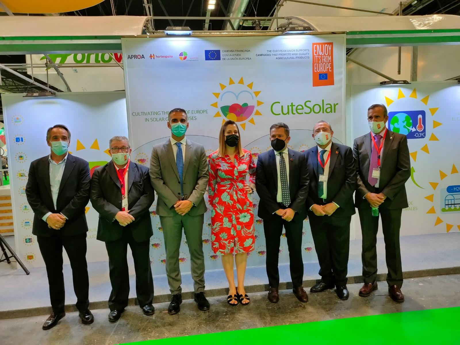 invernaderos cute solar